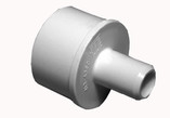 "Waterway | PVC ADAPTER | 1-1/2"" SPIGOT X 3/4"" SMOOTH BARB 