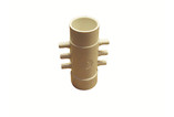 "Waterway | MANIFOLD | 6-PORT FLO-THRU 1-1/2"" SPIGOT X 1-1/2"" SLIP X .375"" RIBBED BARB 