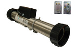 "HydroQuip | HEATER ASSEMBLY | 5.5KW, 240V, 2"" X 15"", SLIDE WITH 24"" CORD 