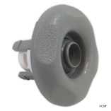 Waterway | JET INTERNAL | ADJUSTABLE MINI JET 5-PT SCALLOP GRAY | 212-1247