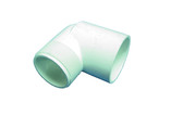 "Dura Plastics | PVC FITTING | STREET 90 2"" MALE PIPE THREAD X 2"" SLIP 