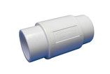 "Custom Molded Products Inc | CHECK VALVE | AIR 2"" SPIGOT X 2"" SPIGOT - 1/4LB 
