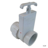 "Magic Plastics | SLIDE VALVE | UNI-BODY 2"" SLIP X 2"" UNION 