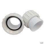 "Gecko Alliance | PUMP UNION |  1-1/2"" SLIP WITH TAILPIECE & O-RING 