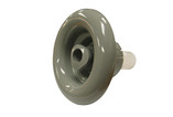 """Balboa Water Group   JET INTERNAL   VSR ADJUSTABLE NOZZLE WITH BEARINGS 5"""" GRAY   16-5805GRY"""