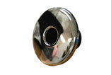 "Custom Molded Products Inc | JET PART | CLUSTER FACE 2"" SMOOTH STAINLESS FINISH 