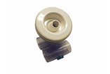 """Balboa Water Group   JET ASSEMBLY   CONVERTA'SSAGE 1"""" X 1"""" WHITE   10-4500WHT"""