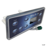 Balboa Water Group | TOPSIDE |  SERIAL STANDARD 7 BUTTON WITH PHONE PLUG TYPE CONNECTOR | 53189-01