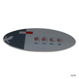 Gecko Alliance | TOPSIDE |  TSC-3 10 WITH OVERLAY 4 BUTTON | BDLTSC3GE1 |  0200-007047  |  9916-100261