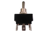 Len Gordon | TOGGLE SWITCH | 20AMP - DPDT - METAL | 5-40-0005