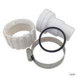 "Waterway Plastics | Union Assy 1.5""/1.25""hose adapter 