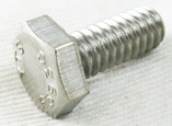 AQUA KING | HEX HEAD SCREW, 1/4-20 x 5/8, SS | 2302A