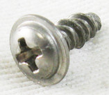 AQUA PRODUCTS | SCREWS (#6, 7/16, Phil Pan-Flat Head) - To secure a P-Clip when the hole is shallow | 2260