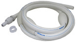 HAYWARD | 10 PRESSURE HOSE EXTENSION WHITE | AX5500HE