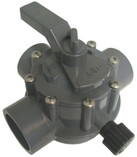 JANDY | 3 WAY GRAY VALVE, 1-1/2 | 1154