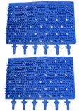 LESLIES | RUBBER BRUSHES W/ 3288-023 | 3014B