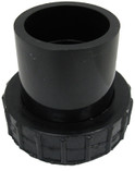 BAKER HYDRO | VALVE TO FILTER UNION NUT & ADAPTOR, LESS O-RING | 4640-49