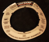 HAYWARD | LABEL PLATE, METAL | SPX710G