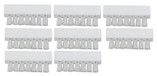 WATER TECH | VACUUM HEAD BRUSHES (FOR VINYL POOLS) SET OF 8 | PBW049