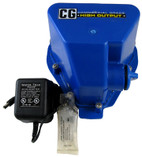 WATER TECH | CG (COMMERCIAL GRADE) MOTOR BOX WITH KNOB | PBA003CG