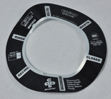 JACUZZI   COVER LABEL ONLY   E5-T2
