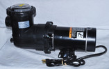 JACUZZI | SINGLE SPEED PUMPS - HORIZONTAL DISCHARGE - 6 FT. NEMA CORD - NO SWITCH | 94022435