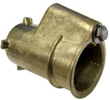 PERMA-CAST   CORROSION RESISTANT BRONZE  DECK ANCHOR, 1.9 ID, 4 TALL   PS-4019-ABZ