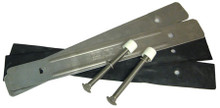 S. R. SMITH | 20 STRAP MOUNTING KIT, 2 BOLT FOR 14, 16 BOARDS, 5-1/2 BOLTS PLATE LENGTH IS ACTUALLY 18 1/4 | 67-209-904