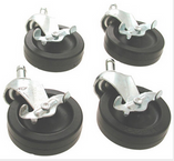 FEHERGUARD | CASTERS, 3 INCH, SET/4, XL MODEL | FG-CLC