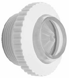 ECO-BLUE | IBALL VELOCITY, VARIABLE SPEED EYEBALL, 1-1/2 MPT THREADS, WHITE | IWHMT151