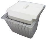 JACUZZI | WHITE BASKET & WEIR | 43-0785-00-R