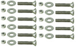 JACUZZI | FASTENER KIT (SET OF 10) | 14-3936-07-R