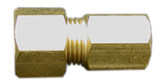 TRIDELTA | COMPRESSION FTG ADAPTER, 1/4"