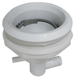 "CUSTOM MOLDED PRODUCTS | BODY, 3/4"" RIB BARB WATER, 3/8"" RIB BARB AIR 