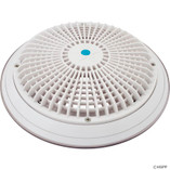 "AquaStar Pool Products | Drain Cover,VGB Univ.Retro-Fit,10"" w/ 8"" Retro Frame,White 