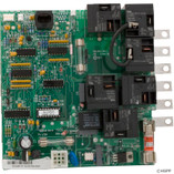 Balboa Water Group | PCB, Dimension One, SLCD, Duplex Digital, w/Phone Plug | 51707