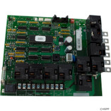 Balboa Water Group | PCB, Caldera, 9130, Duplex, Analog, w/Phone Plug | 50770 | 9120R1A