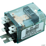 Midtex | Relay, Midtex, DPST, 24vac, Dustcover | 60-555-2206 | 18836Q200