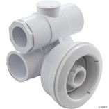 "Custom Molded Products | Jet Complete, 3-1/4""CAD, 1""W x 1""A, White 