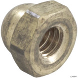 Pentair | Nut,Pent Ortega Equalizer/Return Line Check Valve,Brass 8-32 | 072543