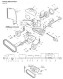 Zodiac | Polaris 280 TankTrax® | Swing Axle Kit -TankTrax | K28