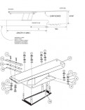 Sr Smith | Steel Meter Stand | 3/4 & 1 Meter Stand Bolt Kit | 71-209-543-SS