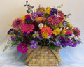 Large Basket Arrangement