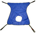 Full Body Mesh Sling w/Commode Cutout hole