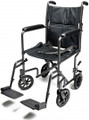 "17"" Companion Chair - Lightweight transport chair"