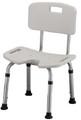 Shower Chair w/Back (NOV-9060)