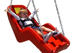 Handicap Accessible Swing Seats