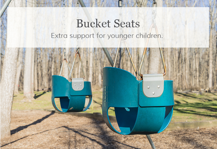 Bucket Swing Seats