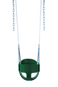 This full bucket swing combo will become an instant classic. - 3 Colors - USA Made