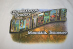T-Shirts, Monteagle Tn (PostCard Logo), Full Color